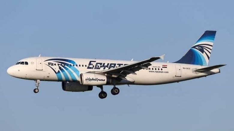 EgyptAir: Ενδείξεις για πυρκαγιά στο εσωτερικό του αεροπλάνου