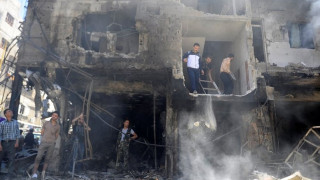 Συρία: Τουλάχιστον 16 νεκροί από επίθεση βομβιστή-καμικάζι στη Χασάκα