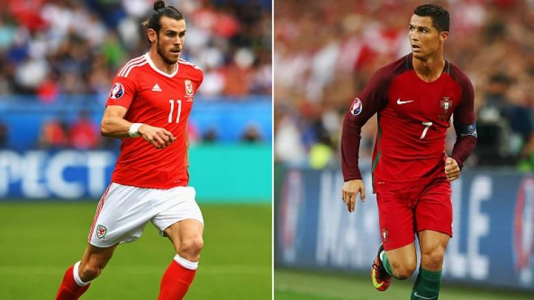 EURO 2016: Πορτογαλία και Ουαλία για το πρώτο εισιτήριο του τελικού