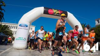 Ford Σφακιανάκης: μεγάλος χορηγός στο 1ο TRIMORE Syros Triathlon