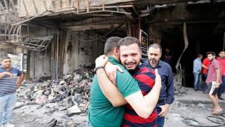 Στους 250 ανέρχεται ο αριθμός των νεκρών από την επίθεση στη Βαγδάτη
