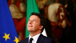 Ο Ρέντσι μάχεται για να γλιτώσει τις ιταλικές τράπεζες από το κούρεμα