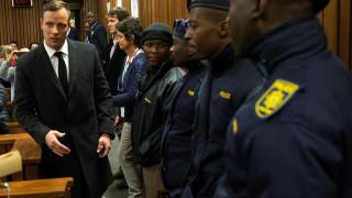 Έξι χρόνια ποινή φυλάκισης για τον Όσκαρ Πιστόριους