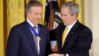 Πώς «έστησαν» τον πόλεμο στο Ιράκ Μπους και Μπλερ