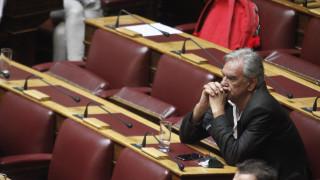 Εξελέγη Ζ' Αντιπρόεδρος της Βουλής ο Σπύρος Λυκούδης