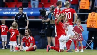 EURO 2016: η UEFA απαγόρευσε στους παίκτες να πανηγυρίζουν με τα παιδιά τους