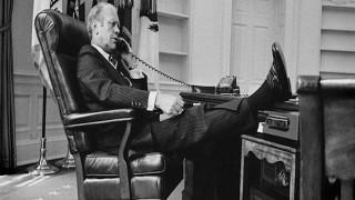 Ο προσωπικός φωτογράφος των Αμερικανών προέδρων
