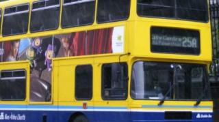 Ιρλανδία: Οδηγοί λεωφορείων τράκαραν με την... τύχη τους