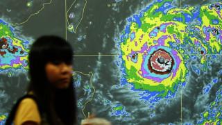 Συναγερμός: τυφώνας απειλεί την Ταϊβάν
