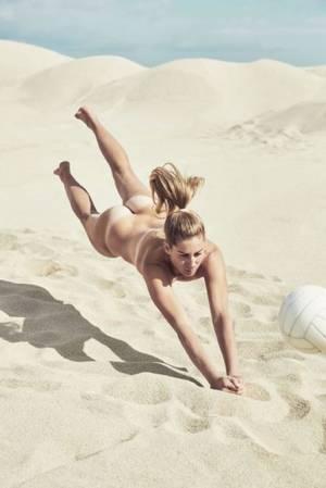 April Ross, beach volley