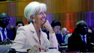 Λαγκάρντ: Το Brexit αποτελεί κίνδυνο, αλλά δεν απειλεί με παγκόσμια ύφεση