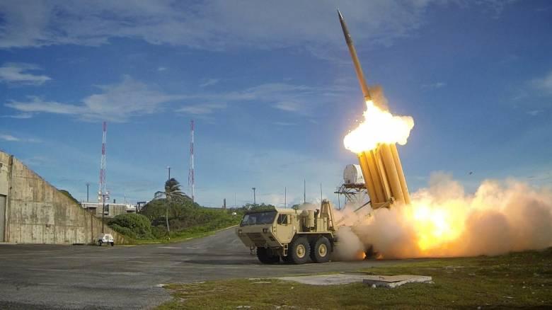 Έντονη ενόχληση Κίνας για πυραυλικό σύστημα στην Κορέα