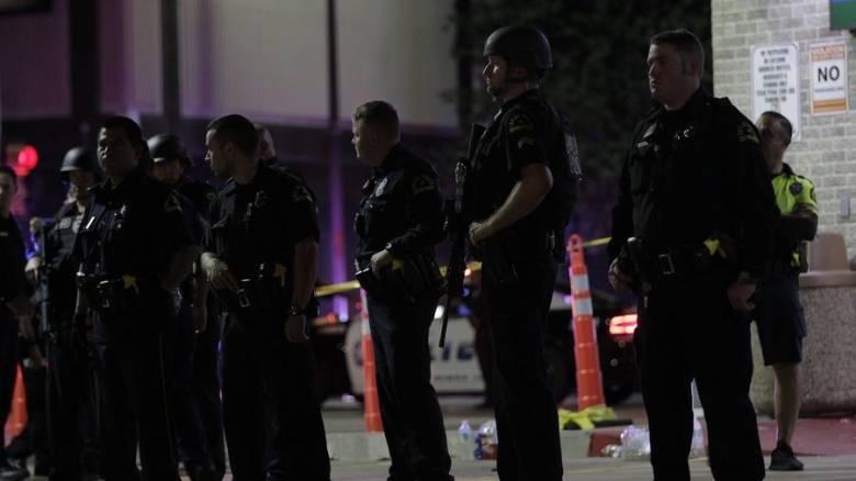 Ντάλας: Νεκρός ένας εκ των υπόπτων της φονικής επίθεσης κατά αστυνομικών