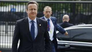 Κάμερον: Η Βρετανία προσηλωμένη στην ευρω-άμυνα και μετά το Brexit