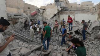 Συρία: Δεκάδες νεκροί ενώ ίσχυε κατάπαυση του πυρός