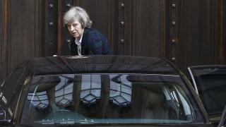 Τερέζα Μέι: Brexit σημαίνει έλεγχο της ελεύθερης μετακίνησης