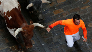 Ένας νεκρός στην Ισπανία από τα κέρατα ταύρου