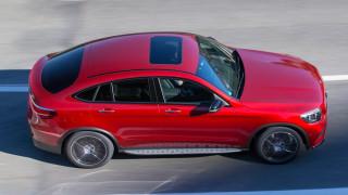 Η νέα Mercedes GLC Coupe είναι κομψή και σπορ