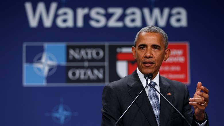 Ομπάμα: Η Αμερική δεν είναι τόσο διχασμένη όσο υποδηλώνουν ορισμένοι