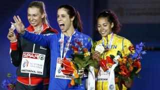 Χρυσό μετάλλιο στο Πανευρωπαϊκό για την Κατερίνα Στεφανίδη στο επί κοντώ