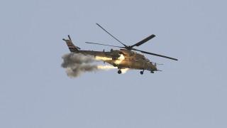 Νεκροί δύο Ρώσοι πιλότοι από κατάρριψη συριακού ελικοπτέρου