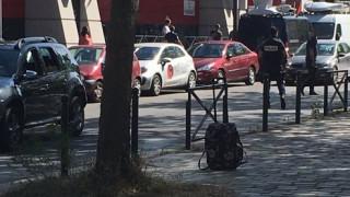 Ελεγχόμενη έκρηξη σε ύποπτο πακέτο έξω από το ξενοδοχείο της εθνικής Γαλλίας