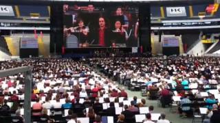 Η μεγαλύτερη ορχήστρα του κόσμου(vid)