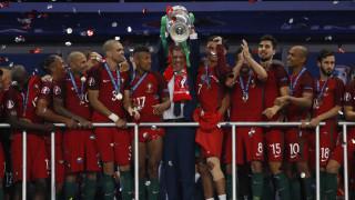 EURO 2016: στα Ελληνικά μίλησε ο Φερνάντο Σάντος για την κατάκτηση του τροπαίου