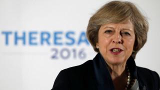 Ετοιμάζεται για τη θέση της πρωθυπουργού η Τερέζα Μέι