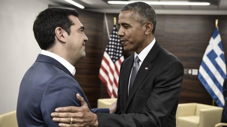 Ομπάμα καρφώνει Τσίπρα λόγω Πούτιν  (aud)
