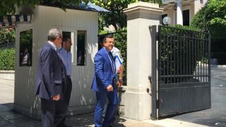 Νικολόπουλος: Στηρίζουμε τον εκλογικό νόμο