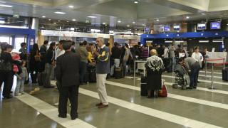 Αυξήθηκε κατά 8% η επιβατική κίνηση στα αεροδρόμια