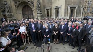 Τερέσα Μέι: Πάμε για την καλύτερη συμφωνία με την ΕΕ