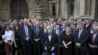Βρετανία: Ραγδαίες πολιτικές εξελίξεις - Η Μέι μόνη στον δρόμο προς την πρωθυπουργία