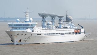 Κίνα: Ξεκινά το έργο του το νέο πλοίο διαστημικής παρακολούθησης