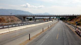 Στην κυκλοφορία τμήματα του αυτοκινητόδρομου Κορίνθου - Πατρών