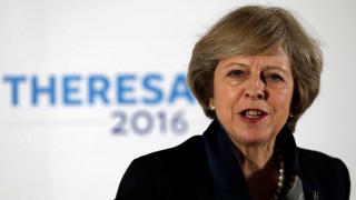 Οι προτεραιότητες της Τερέζα Μέι μετά την ανάληψη της πρωθυπουργίας