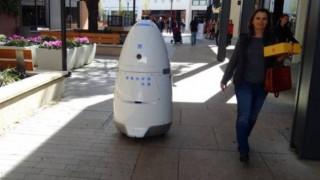 Ο Robocop της Silicon Valley «πάτησε» παιδί ενός έτους