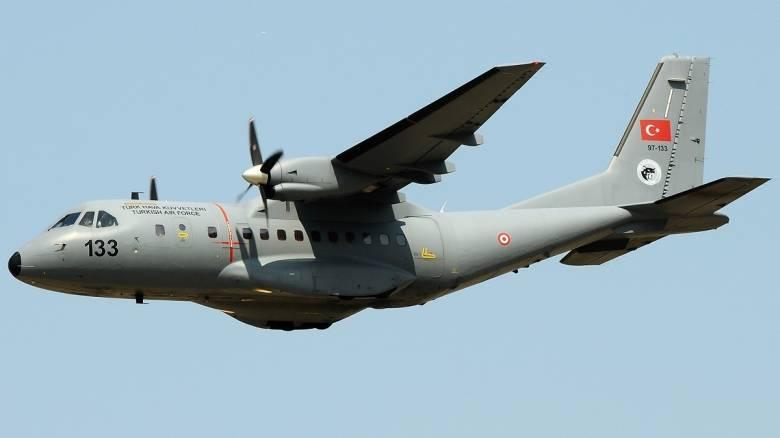 Νέα πρόκληση στο Αιγαίο από τουρκικό αεροσκάφος