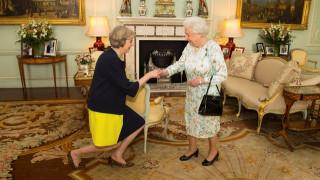 Η Τερέζα Μέι είναι η νέα πρωθυπουργός της Βρετανίας
