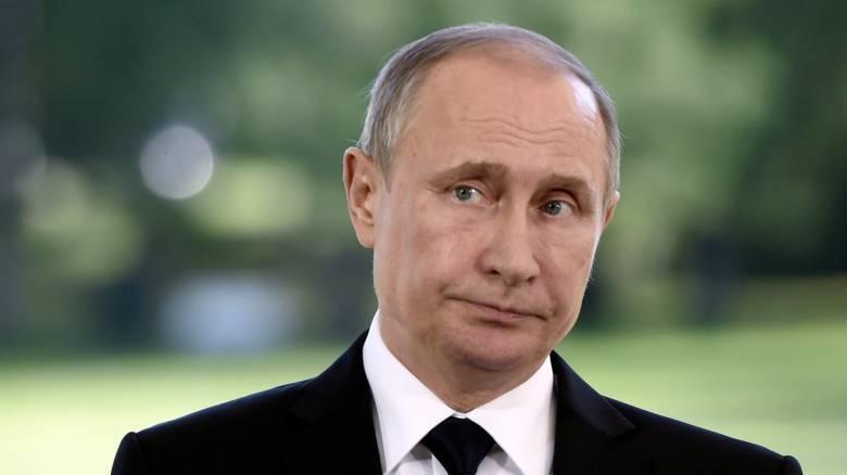 Συγχαρητήρια Πούτιν στην Μέι