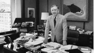 Πέθανε ο ομογενής βουλευτής Τζον Μπρεδήμας - Εξελέγη 11 φορές στη Βουλή των Αντιπροσώπων