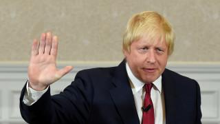 Στο Foreign Office o Μπόρις Τζόνσον