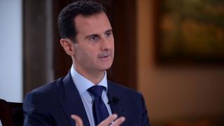 Άσαντ: O Πούτιν δε μου έχει ζητήσει να εγκαταλείψω την εξουσία
