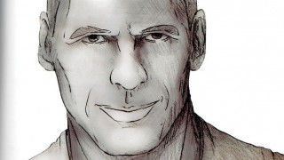 O Γιάνης Bαρουφάκης υπερήρωας; Ένα κόμικ για δύσκολους καιρούς
