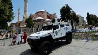 Δρακόντεια τα μέτρα ασφαλείας στην Κωνσταντινούπολη