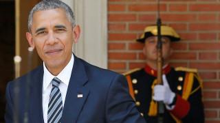 Τηλεφωνική επικοινωνία Ομπάμα με Μέι