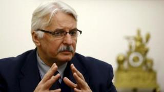 Υπάρχει κίνδυνος «ντόμινο» αποχωρήσεων μετά το Brexit, λέει ο Πολωνός ΥΠΕΞ