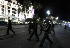 Το μακελειό στη Νίκαια της Γαλλίας σε εικόνες