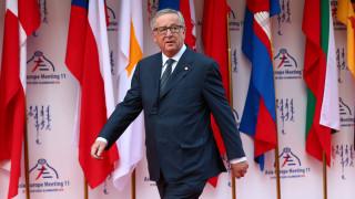 Γιούνκερ: Πόλεμος κατά της τρομοκρατίας μέσα και έξω από την Ε.Ε.